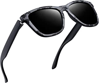 Polarized Sunglasses for Men Women with Exchangeable...