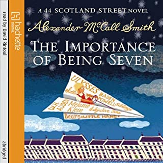 The Importance of Being Seven cover art