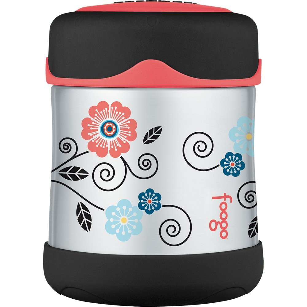 Thermos Foogo Vacuum Insulated Stainless Food Today's only 10-Ounce Steel Selling rankings Jar