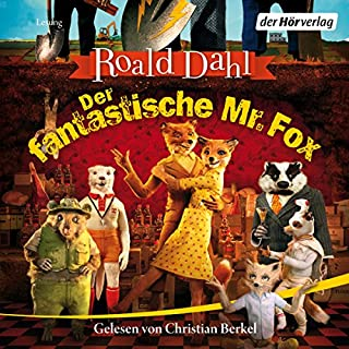 Der fantastische Mr. Fox Titelbild