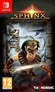 Sphinx and The Cursed Mummy (Nintendo Switch)
