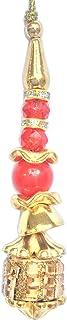 Golden Tassels Charm Tassels Long Tassels Indian Tassels Handmade Accessory Blouse Sari Latkan Boho Hippie Jewelery Making...
