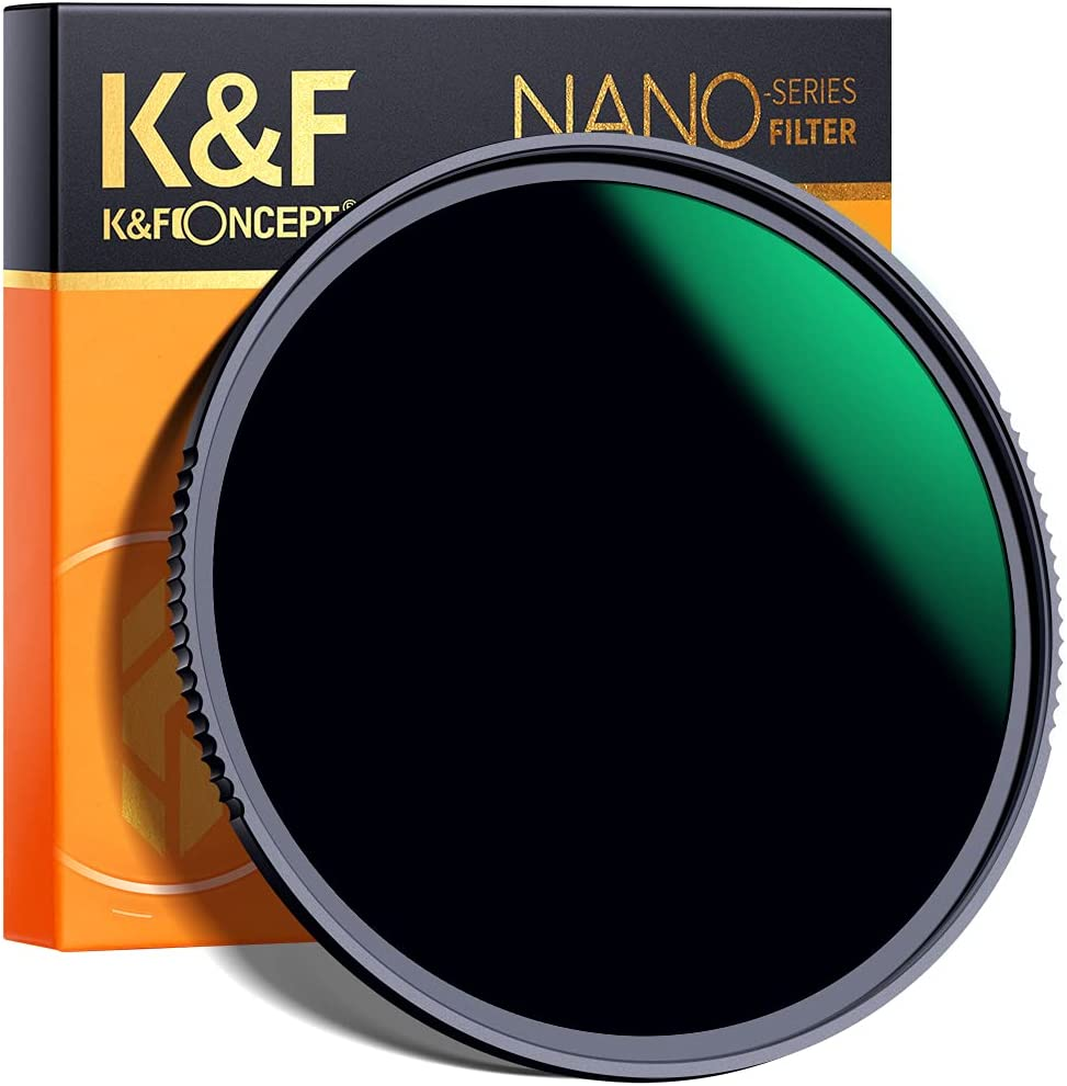 KF Concept Max 70% OFF 67MM Fixed ND Filter Neutral Stops Densit Choice 10 ND1000