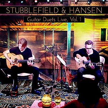 Guitar Duets Live, Vol. 1