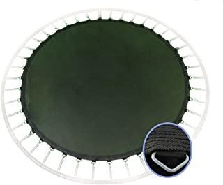 Jumping Surface for 14 Trampolines with 96 V-Rings Spring Size 5.5
