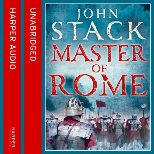 Masters of the Sea – Master of Rome audiobook cover art