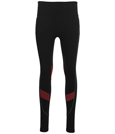 PUMA The First Mile Eclipse Tights (Puma Black/Burnt Russet) Women