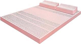 haozai Colchón De Látex,ventilación De Panal Completamente Abierta, Compresión Y Sin Deformación,colchón De Látex Suave 100%