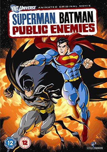 dc comics of public enemies Superman Batman: Public Enemies [DVD]