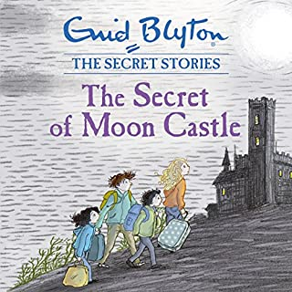 The Secret of Moon Castle Titelbild