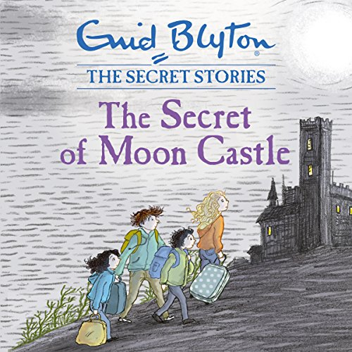 The Secret of Moon Castle cover art