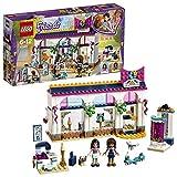 Lego Friends - il Negozio di Accessori di Andrea, 41344