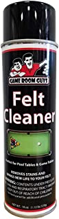 Game Room Guys Pool Table Felt Cloth Cleaner
