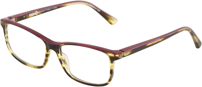 Etnia Barcelona Women's Eyeglasses Amalfi HVFU Havana Fuscia Optical Frame 54mm