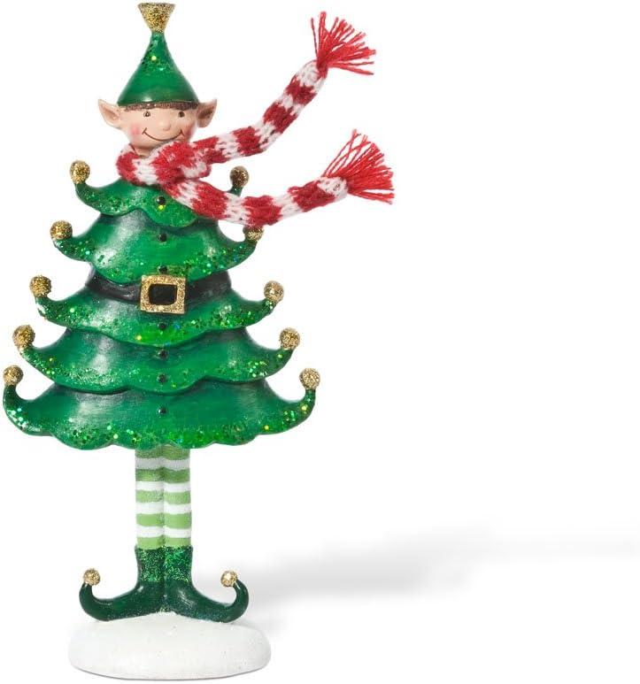 Department 56 Selling Discount is also underway Cozy Christmas Boy Elf Figurine Tree