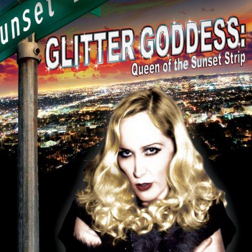 Glitter Goddess audiobook cover art