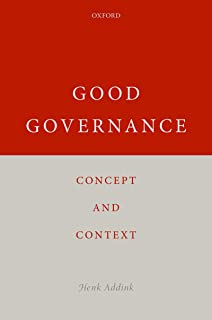 Good Governance: Concept and Context