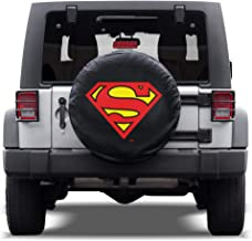 Best superman jeep tire covers Reviews