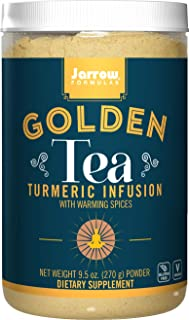 Jarrow Formulas Golden Tea Turmeric Infusion - 270 gr