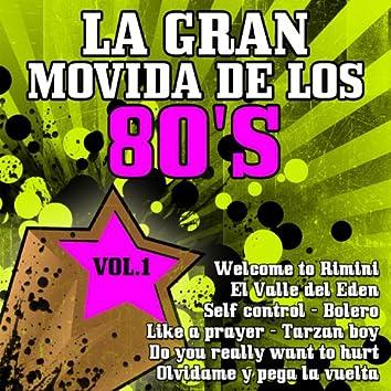La Gran Movida De Los 80's  Vol 1