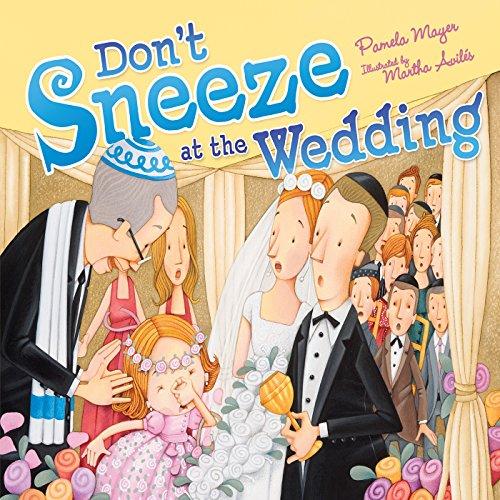 Don't Sneeze at the Wedding copertina