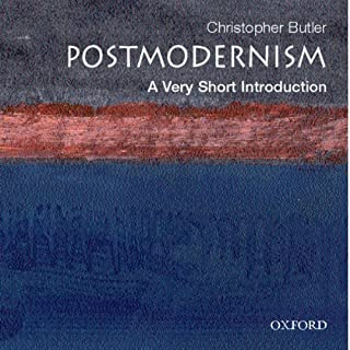 Postmodernism audiobook cover art