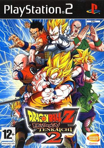 Dragon Ball Z Budokai Tenkaichi 2 [Importación Francesa]