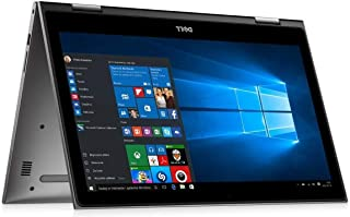 Dell Inspiron 15-5579 2 IN 1 (Intel Core i7, 8th Generation, 32 GB Ram, 256 GB SSD, UHD 620, 15.6 Inches, x360 Convertible, Touch, Backlit Keyboard, English) Windows 10 Pro, Grey