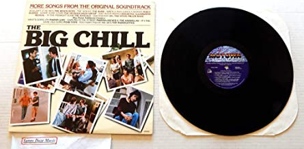 More Songs From The Original Soundtrack Of The Big Chill - Motown Records 1984 - A Used Vinyl LP Record - 1984 Pressing 6094ML- Marvin Gaye - The Band - Four Tops - Beach Boys - The Rascals