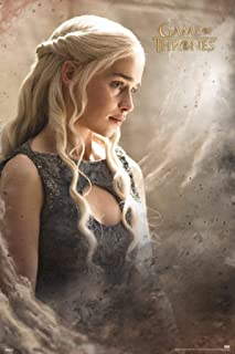 Prime Savings Club: Official Movie Poster Game of Thrones Daenerys 24