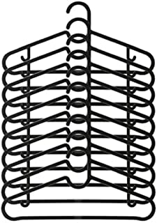 IKEA Hangers Flexible Sturdy Black (20 Pack)