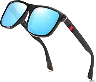 Polarized Sunglasses for Men and Women Driving Fishing...