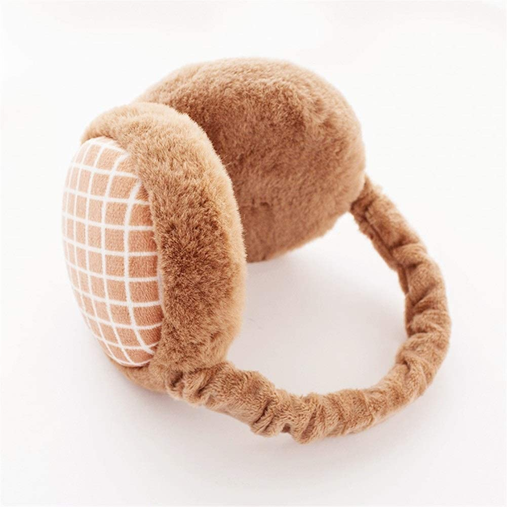 ZYXLN-Earmuffs Earmuffs for Women Dedication Foldable Super sale period limited Winter Ear Warm Muffs