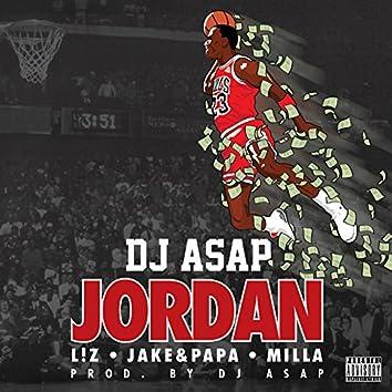 Jordan (feat. L!Z, Jake&Papa & Milla)