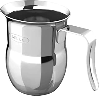 BELLA 13886 Frothing Pitcher, Stainless Steel