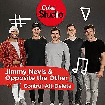 Control-Alt-Delete (Coke Studio South Africa: Season 2) - Single