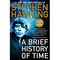 Stephen Hawking: A Brief History of Time Kindle Edition Deals