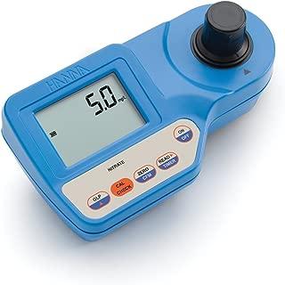 hanna instruments hi96786 cal check nitrate portable photometer