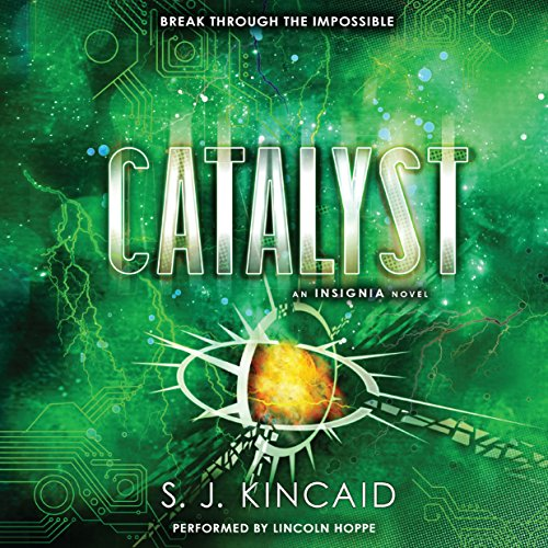 Catalyst  audiobook cover art