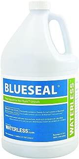 Waterless 1101 1-Gallon BlueSeal Urinal Trap Liquid