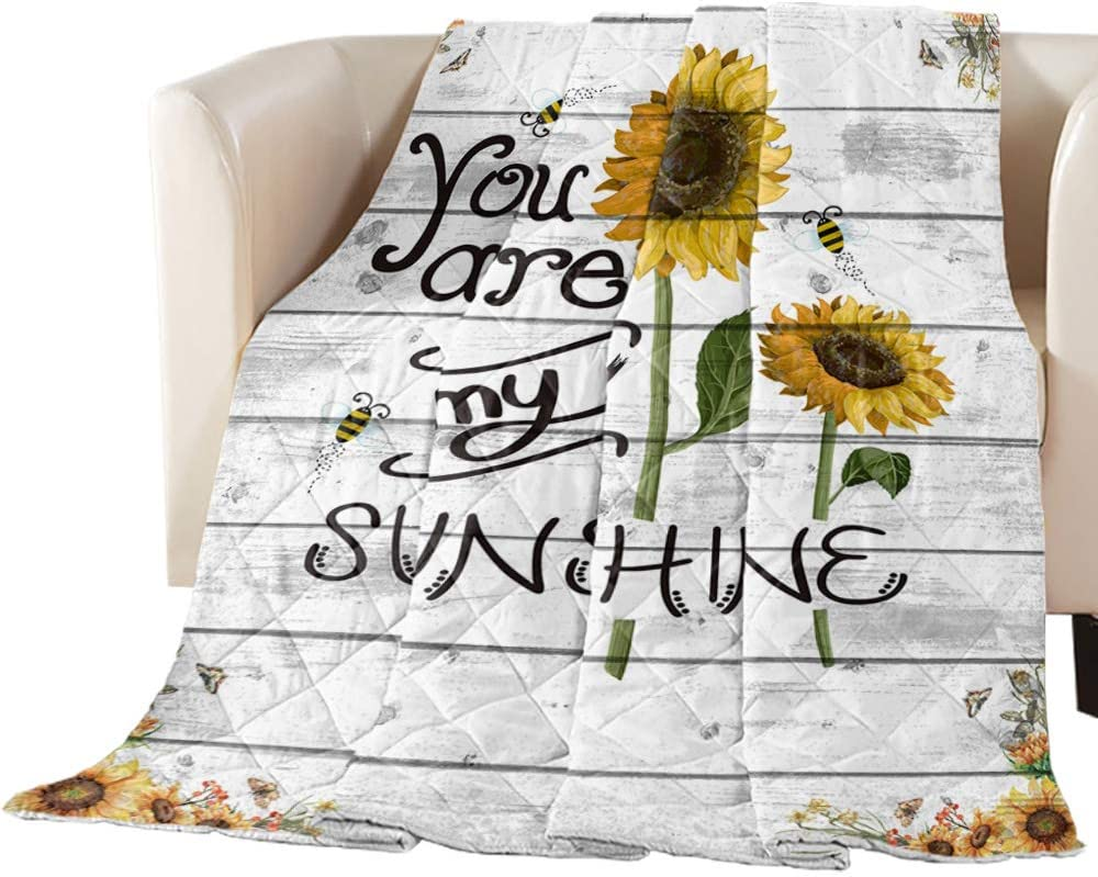 Comforter Duvet Insert Home Quilt- 67% OFF of fixed price Challenge the lowest price of Japan ☆ are My Sunflower You Sunshine
