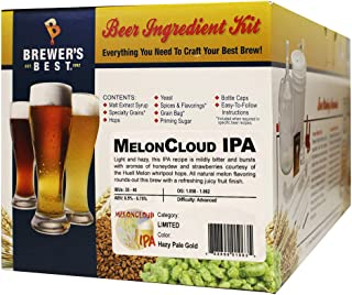Brewer's Best MelonCloud IPA 5 gallon Beer Making Ingredient Kit