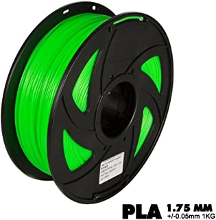 3D Printer Filament,PLA 1.75mm 2.2lbs - Jade Green - Compatible with Printrbot, MakerBot, MakerGear and Many Other Printers