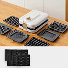 Sandwich Toastie Maker avec machine à sandwich Machine de petit-déjeuner multifonctions Machine de nourriture de lumière m...