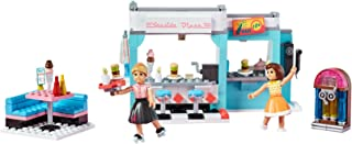 Mega Construx American Girl Maryellen's Seaside Diner Building Set