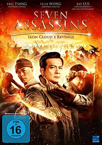 Seven Assassins - Iron Cloud's Revenge