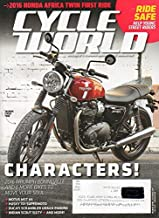 Cycle World March 2016 America's Leadin Motorcycle Magazine RIDE SAFE HELP YOUNG STREET RIDERS 2016 Honda Africa Twin First Ride