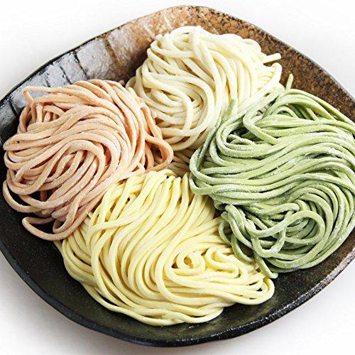 活彩 北海道 稚内 彩り 生うどん セット 8袋入 ウドン udon パスタソース付 めんつゆ付