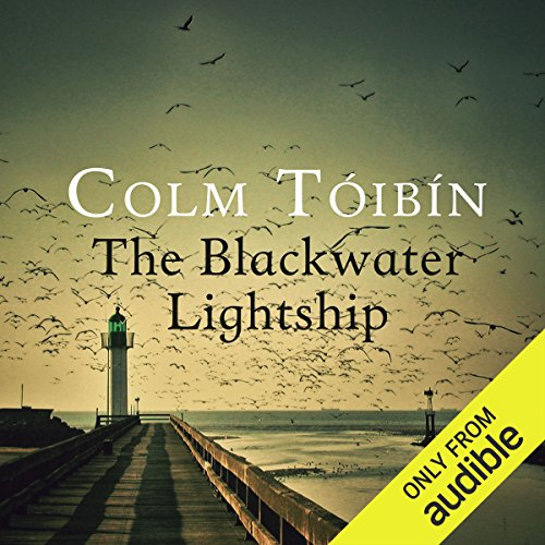 The Blackwater Lightship audiobook cover art