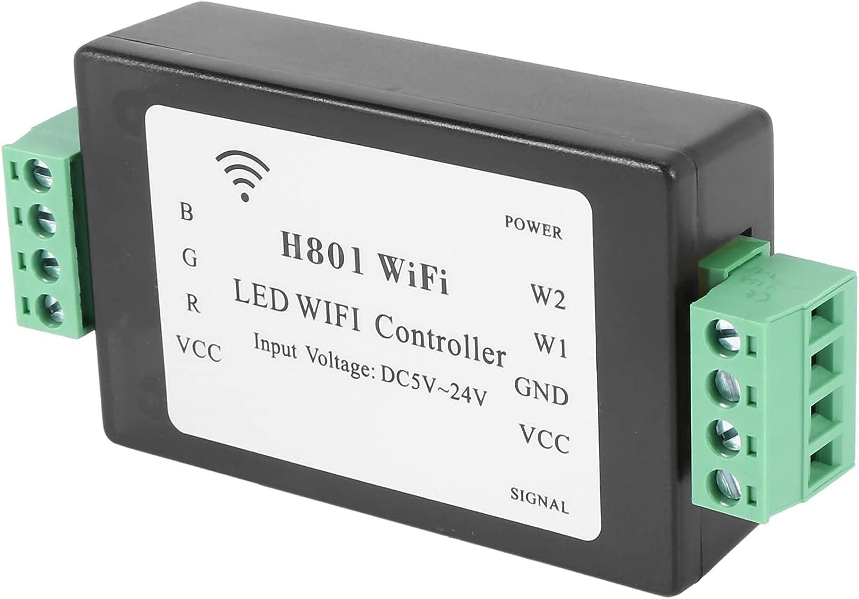 Bobin H801 RGBW famous Bargain sale LED WIFI I Controller DC5-24V RGB
